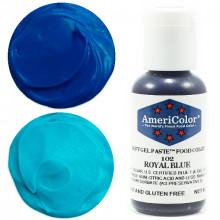 Краситель гелевый AMERICOLOR ROYAL BLUE 21ГР.