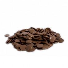 Шоколад Cargill молочный в галетах, 34 % какао, 100 гр.