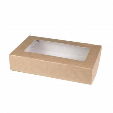 Бумажный контейнер  Eco Tabox 1000 (200х120х40 мм).