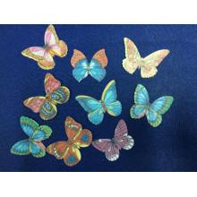Вафельные бабочки, 1 шт.