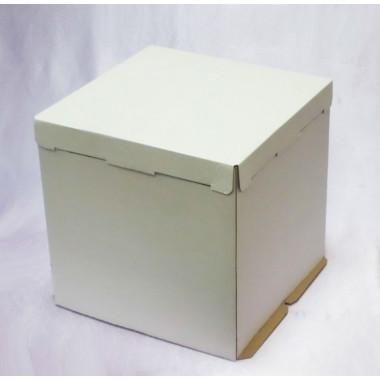 Короб с окном  для кондитерских изделий 300*300*450