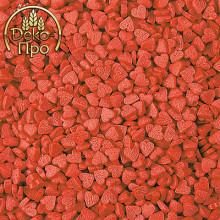 Сердечки красные, 50 гр.