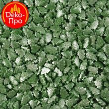 Елки зеленые перламутровые, 50 гр.