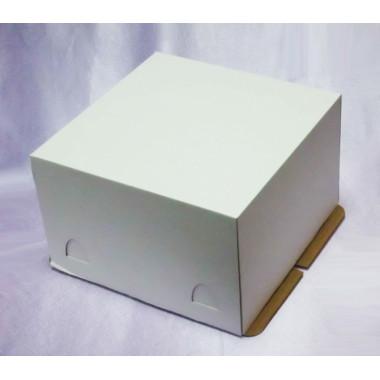 Короб для кондитерских изделий 300*300*190