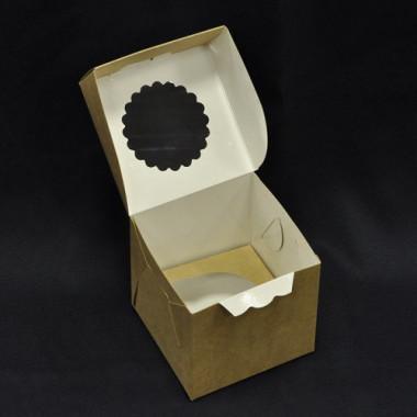 Упаковка для маффинов на 1 шт.