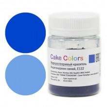 Краситель Жирорастворимый  Cake Colors, Синий 10 гр.